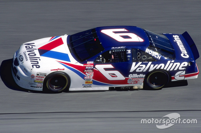 Valvoline и Mark Martin/Roush Racing