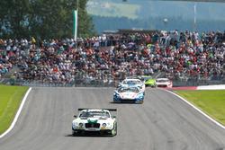#8 Bentley Team ABT, Bentley Continental GT3: Fabian Hamprecht, Christer Jöns
