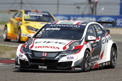 Норберт Міхеліс, Honda Racing Team JAS, Honda Civic WTCC