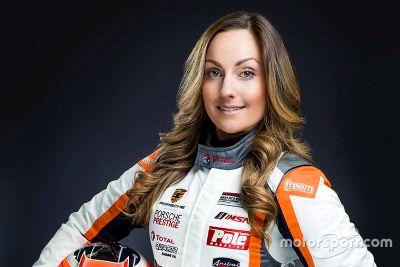 Valérie Chiasson driver presentation