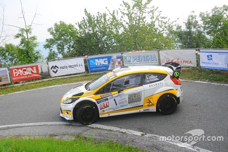 Elwis Chentre, Ford Fiesta WRC