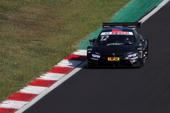 Alex Zanardi, BMW M4 DTM