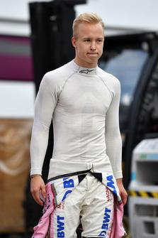 Nikita Mazepin, Force India F1