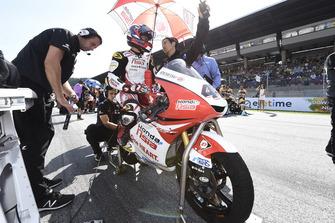 Nakarin Atiratphuvapat, Idemitsu Honda Team Asia