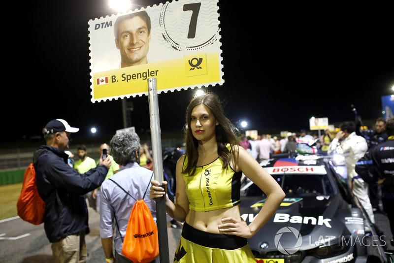 Грід-гьол Бруно Спенглера, BMW Team RBM
