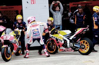 MOTO GP GRAND PRIX D'ITALIE DE MISANO 2018 Marc-marquez-repsol-honda-team