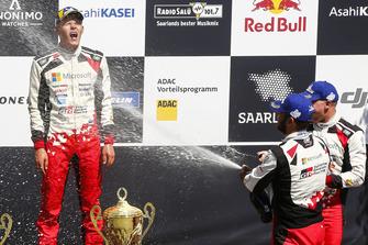 Winnaar Ott Tanak, Toyota Gazoo Racing