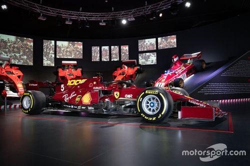 Asta per i 1000 GP della Ferrari