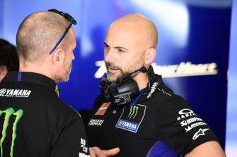 Esteban Garcia, Yamaha Factory Racing