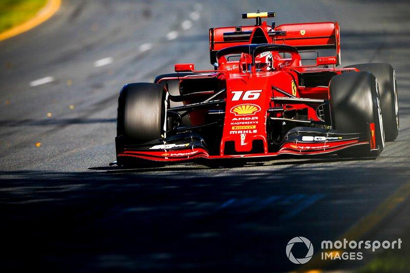 5. Charles Leclerc, Ferrari SF90