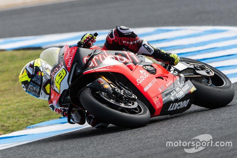Alvaro Bautista, Aruba.it Racing, Ducati