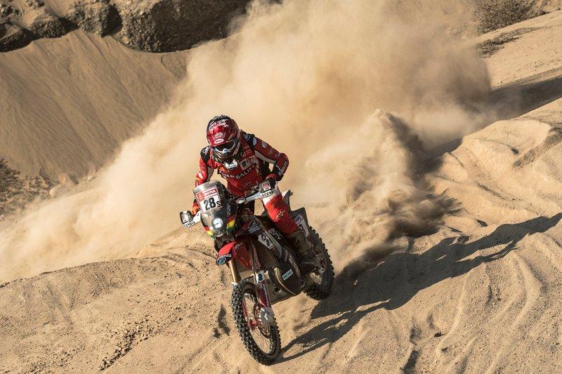 #28 Honda: Даніель Носілья Ягер