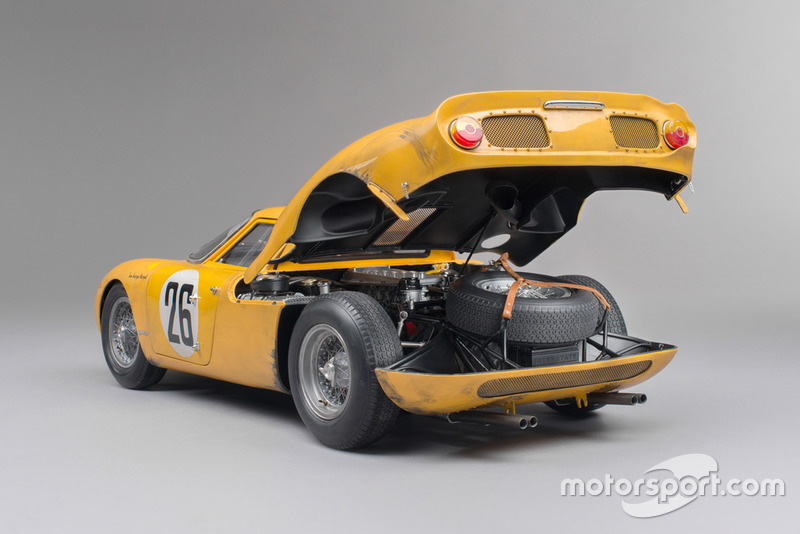 Ferrari 250 LM (Weathered)