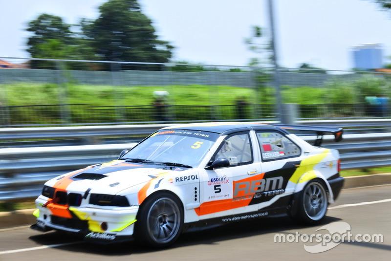 Gerhard Lukita, ABM Motorsport, STC Divisi 1
