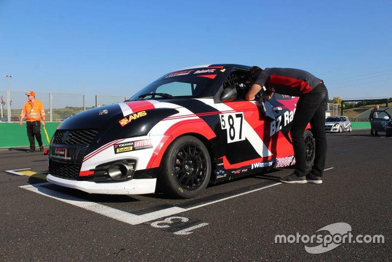 BZ Racing Team, Hungaroring
