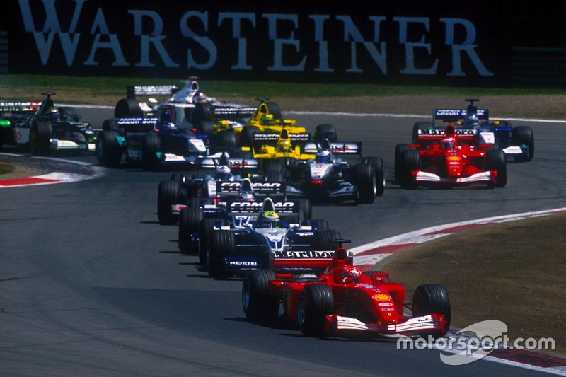 Гран Прі Європи 2001
