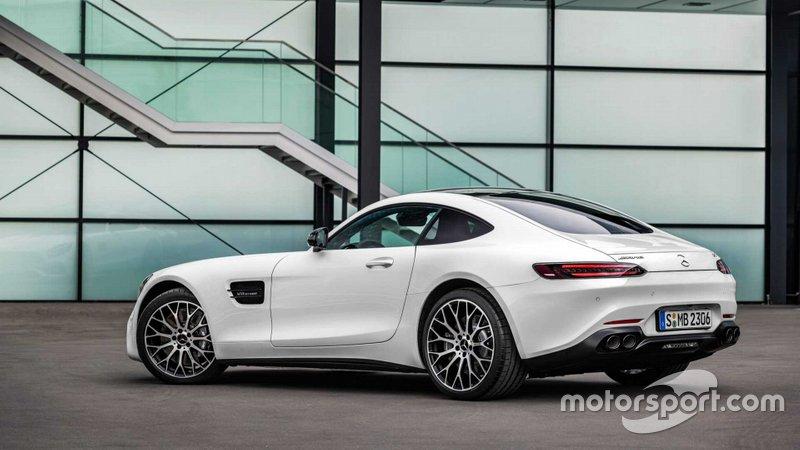 Mercedes-AMG GT coupé 2019