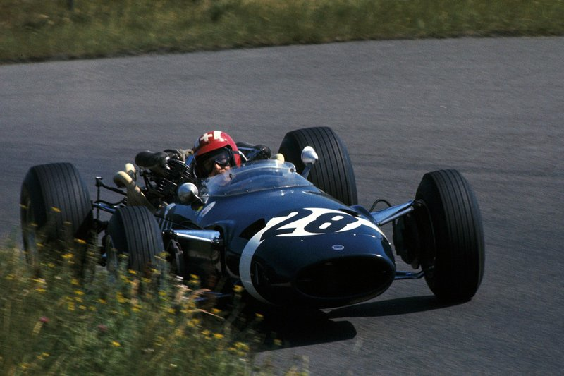 Jo Stiffert, Cooper T81 Dutch