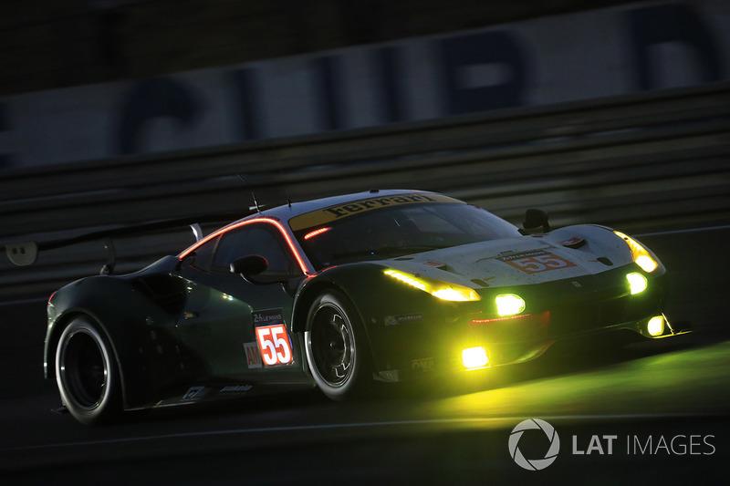 #55 Spirit of Race Ferrari 488 GTE