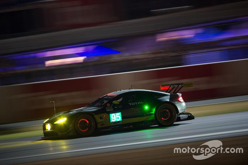 1. GTE-Pro: #95 Aston Martin Racing, Aston Martin Vantage