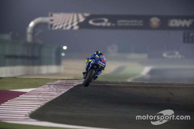 13. Andrea Iannone, Team Suzuki MotoGP, +0,954