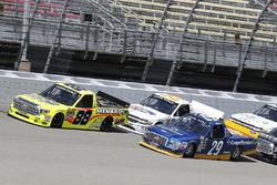 Matt Crafton, ThorSport Racing Toyota Chase Briscoe, Brad Keselowski Racing Ford