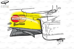 Jordan 199 low, short bargeboard