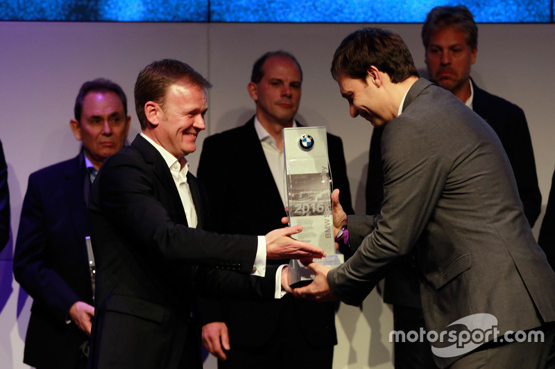 Stefan Reinhold, director BMW Team RMG