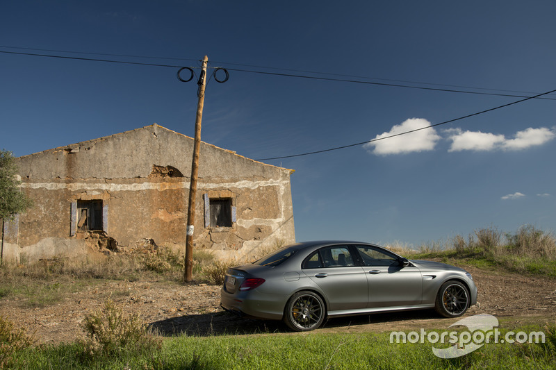 Mercedes E63 AMG 4Matic S
