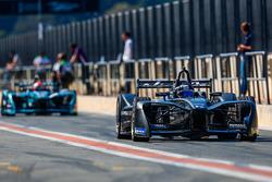 Sam Bird, DS Virgin Racing, Nelson Piquet Jr., Jaguar Racing