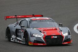 #5 Belgian Audi Club Team WRT Audi R8 LMS: Marcel Fassler, Dries Vanthoor