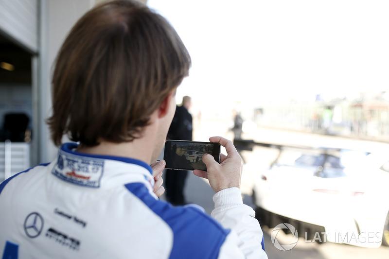 #20 Mercedes-AMG Team Zakspeed, Mercedes-AMG GT3: Yelmer Buurman