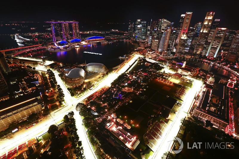 15. GP Singapura (14-16 September)