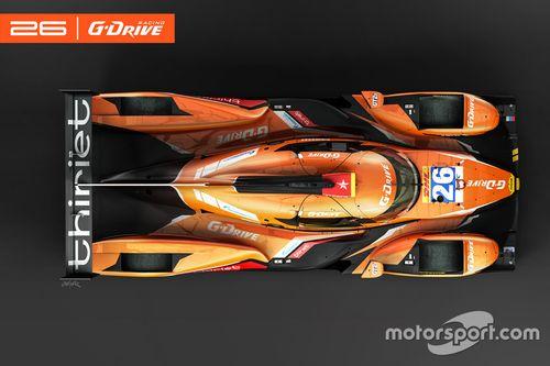 Présentation G-Drive Racing