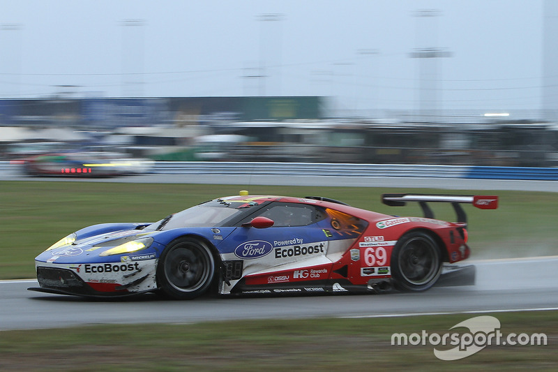 #69 Ford Performance Chip Ganassi Racing Ford GT: Andy Priaulx, Harry Tincknell, Tony Kanaan