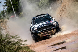 #314 X-Raid Team Mini: Boris Garafulic, Filipe Palmeiro