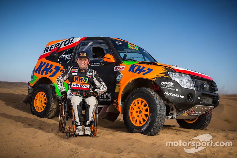 Isidre Esteve, KH-7 Rally Team