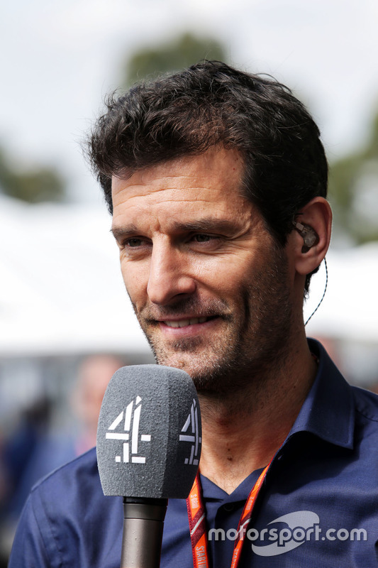 Mark Webber, Channel 4