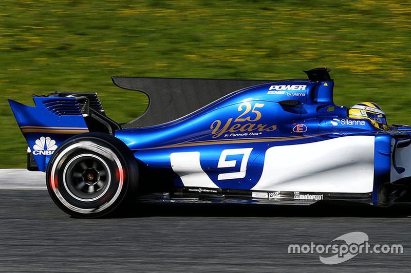 Marcus Eriksson, Sauber C36