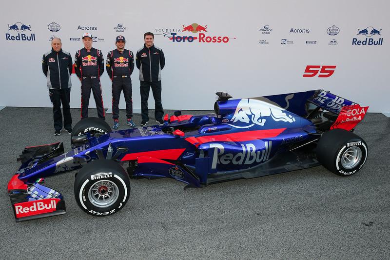 2. Toro Rosso STR12