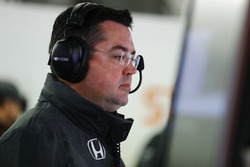 Гоночный директор McLaren Эрик Булье