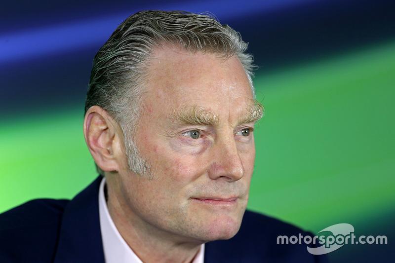 Sean Bratches, Gerente Director, operaciones comerciales, Fórmula 1