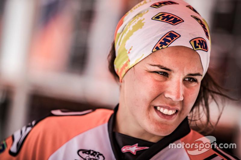 Laia Sanz, KTM Racing Team