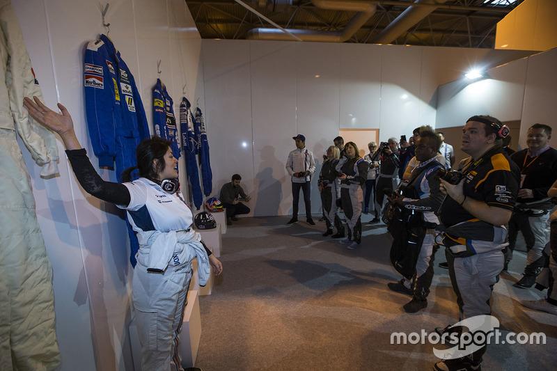 Lance Stroll, Williams en Williams Experience