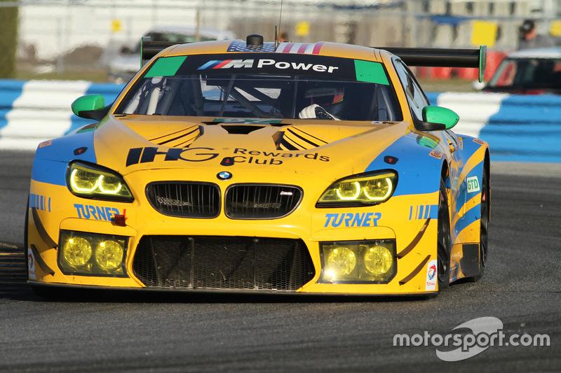 #97 Turner Motorsport BMW M6 GT3