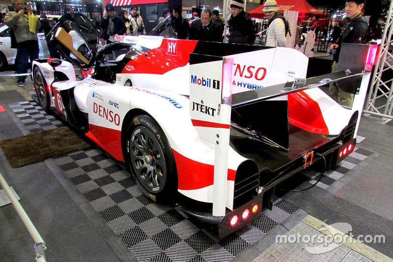 TOYOTA TS050 HYBRID, Toyota Gazoo Racing