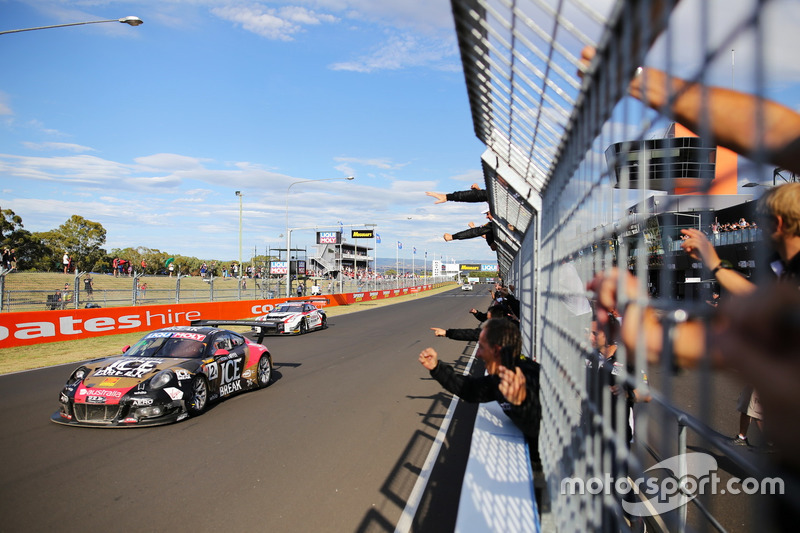 #12 Competition Motorsports powered by Ice Break, Porsche 991 GT3 R: David Calvert-Jones, Patrick Long, Marc Lieb, Matt Campbell