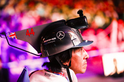 Lewis Hamilton, Mercedes AMG F1 taraftarı