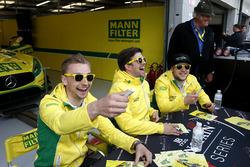 #48 MANN-FILTER Team HTP Motorsport, Mercedes-AMG GT3: Kenneth Heyer, Indy Dontje, Patrick Assenheim
