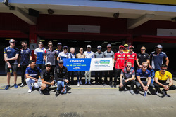 2017 F1 drivers